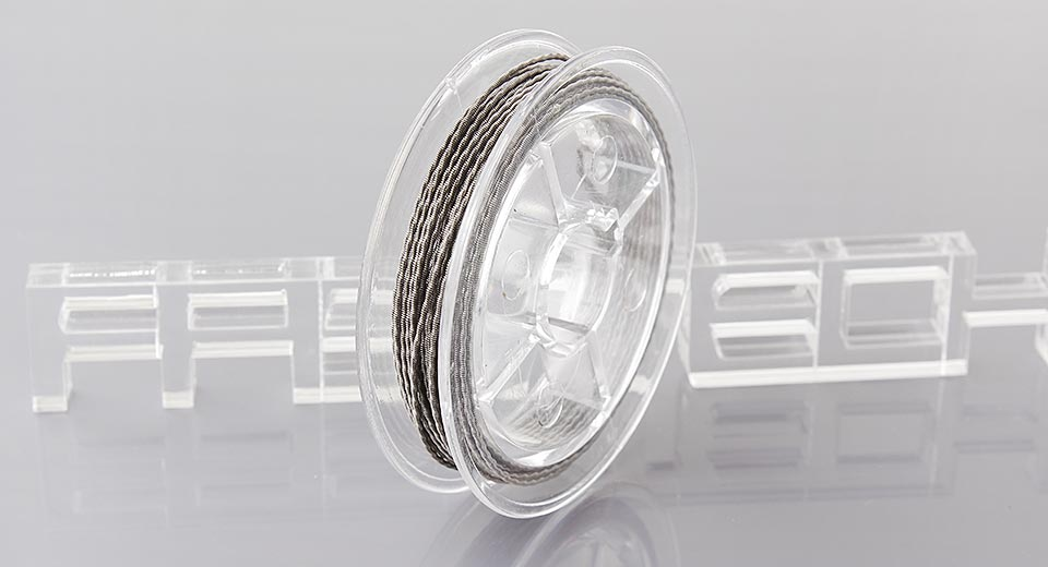 Kanthal A1 Coiled Resistance Wire for Rebuildable Atomizers