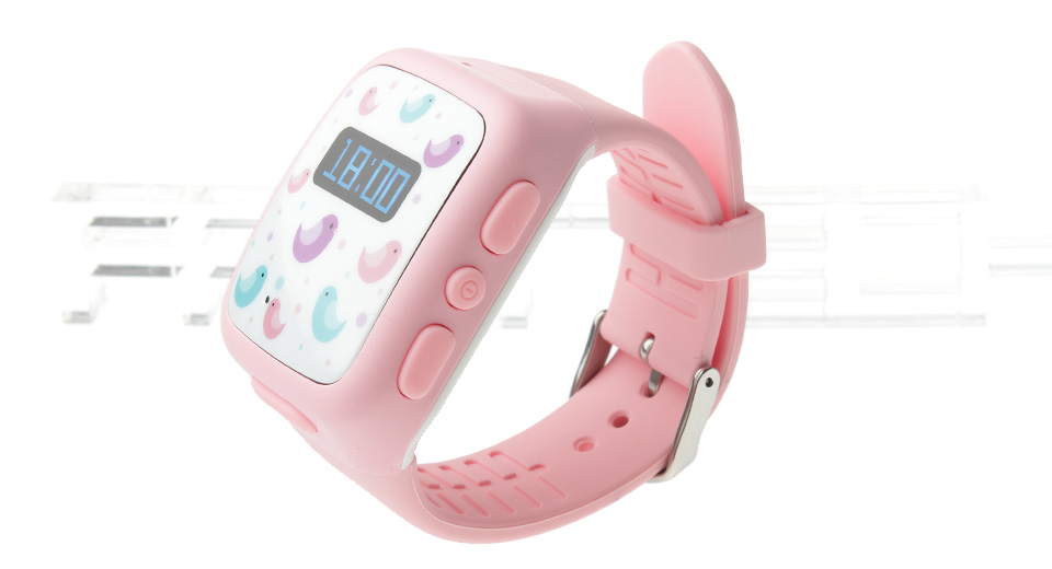 0.64 OLED Touch Screen GSM Smart Watch Phone for Kids