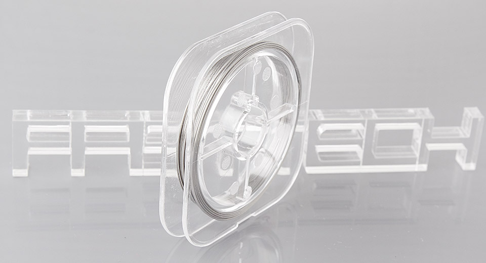 Ti Grade 1 Titanium Heating Wire for Rebuildable Atomizers