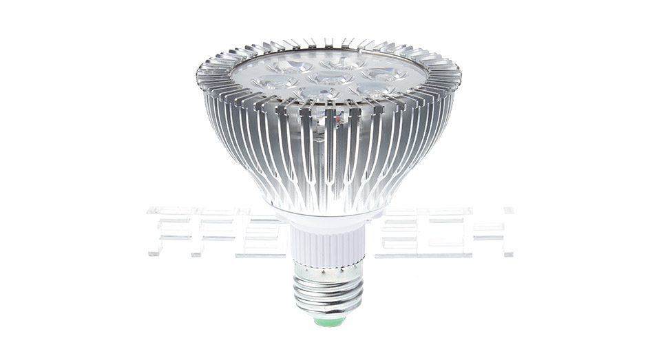 E27 21W 7*LED Red + Blue Light Plant Growth Lamp