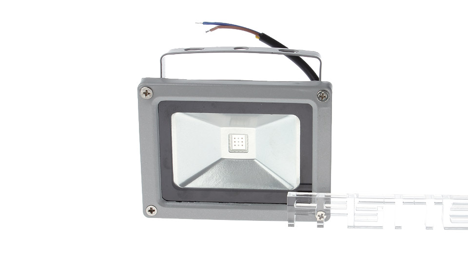 10W 1*LED Red + Blue Light Plant Growth Floodlight