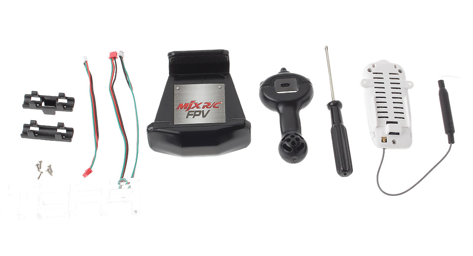 C4005 FPV 0.3MP Aerial Camera Components for MJX X400 / X500 / X600 / X800 R/C Quadcopter