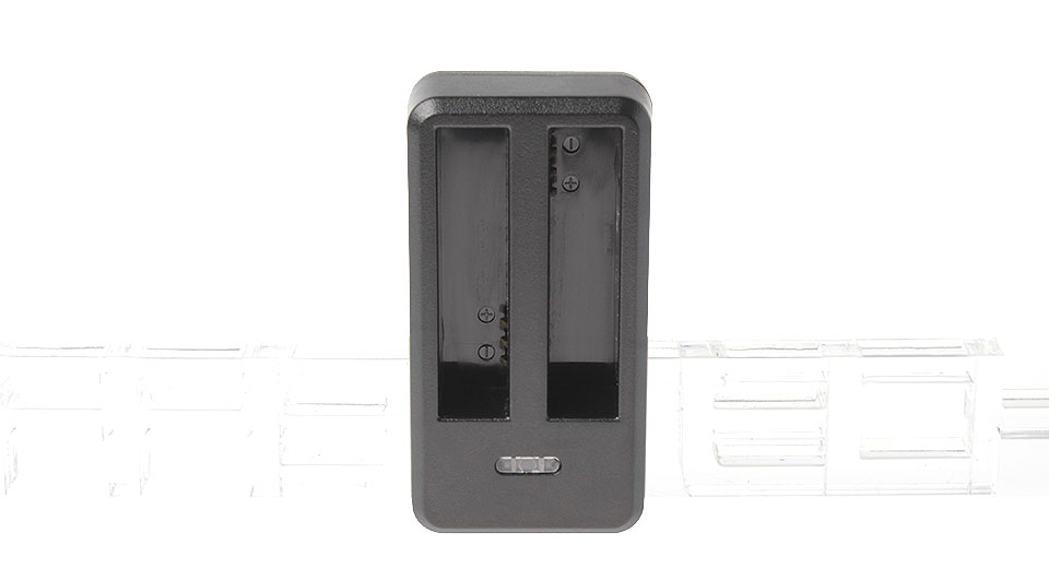 GP-Y34 Dual Slot Battery Charger for Xiaomi Yi Sports Camera