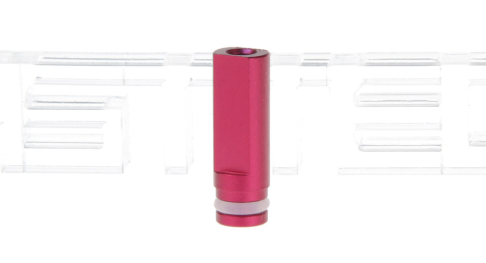 Whistle Style Aluminum 510 Drip Tip