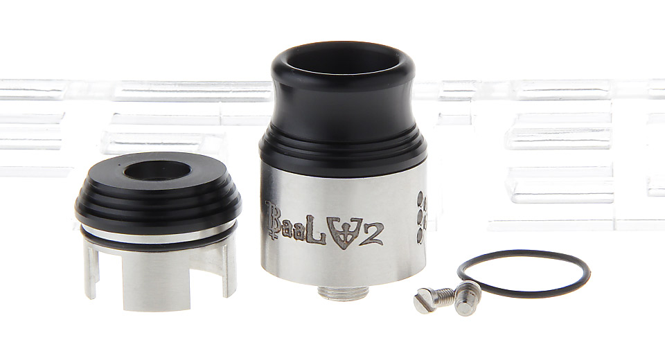 Baal V2 Styled RDA Rebuildable Dripping Atomizer