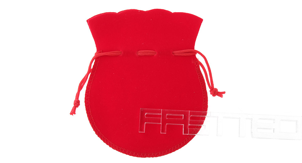 Protective Lint Drawstring Pouch Bag for E-Cigarettes