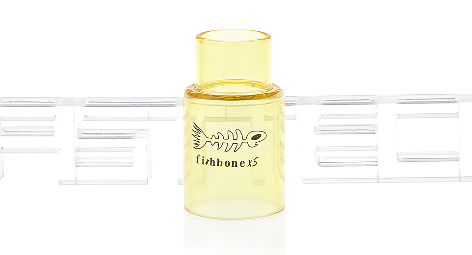 Replacement Glass Tank for Fishbone Xs RDA Atomizer
