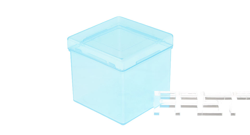 Plastic Protective Box for 57mm 3x3x3 Puzzle Speed Cube