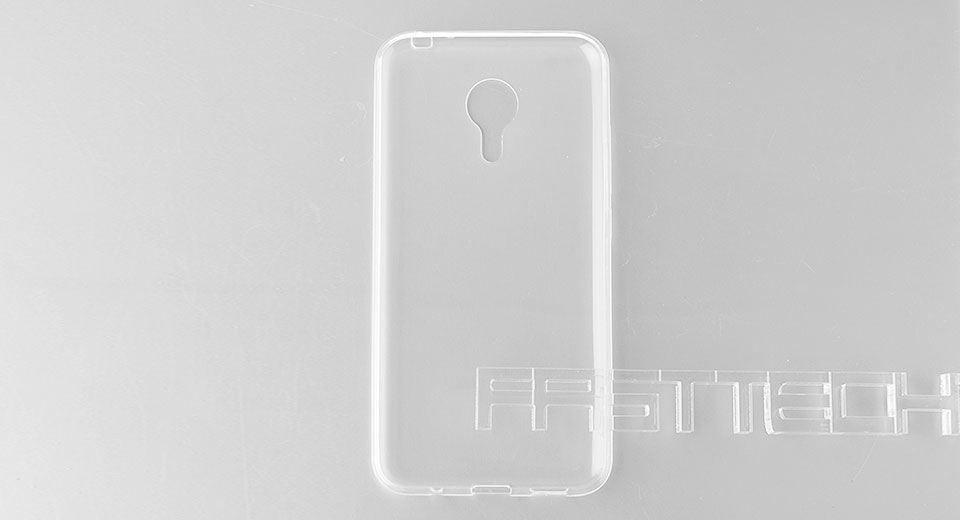 Protective TPU Case Cover for MEIZU MX5