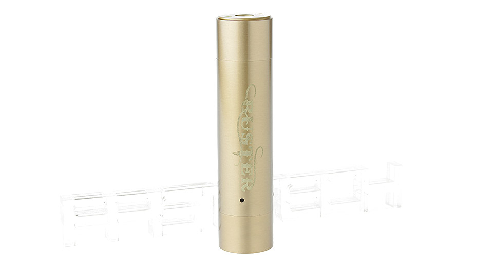 Buster Styled 18650/18500 Mechanical Mod
