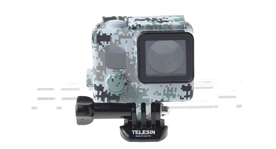 Authentic TELESIN GP-WTP-CF1 30m Waterproof Protective Case