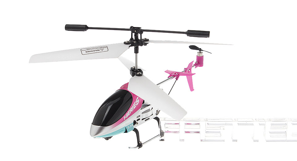 Authentic MJX T638 3CH Infrared R/C Helicopter