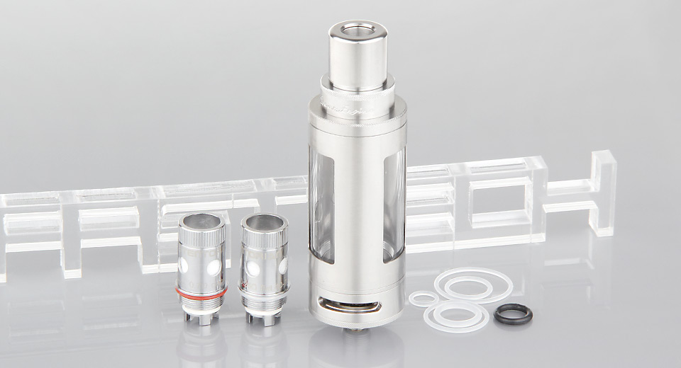 Authentic Wotofo Steam Engine Clearomizer