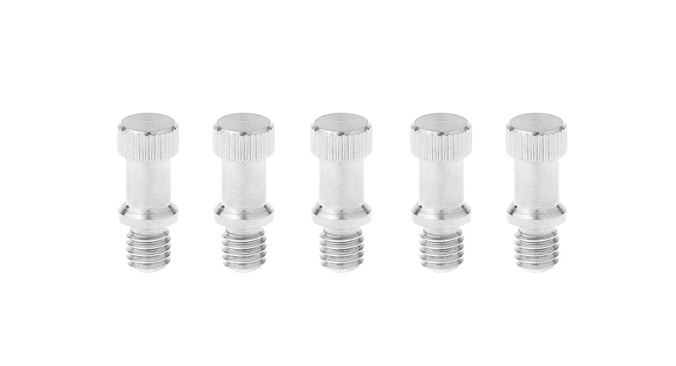 Replacement Screw for Origen Genesis V2 MKII RTA Atomizer (5-Pack)