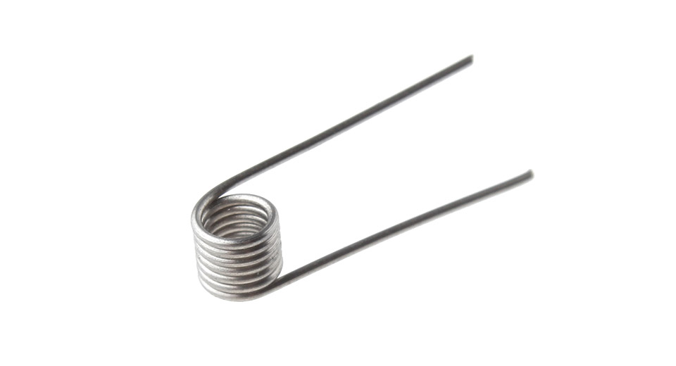 $2.06 Authentic UD Kanthal A1 Pre-Coiled Heating Wire for