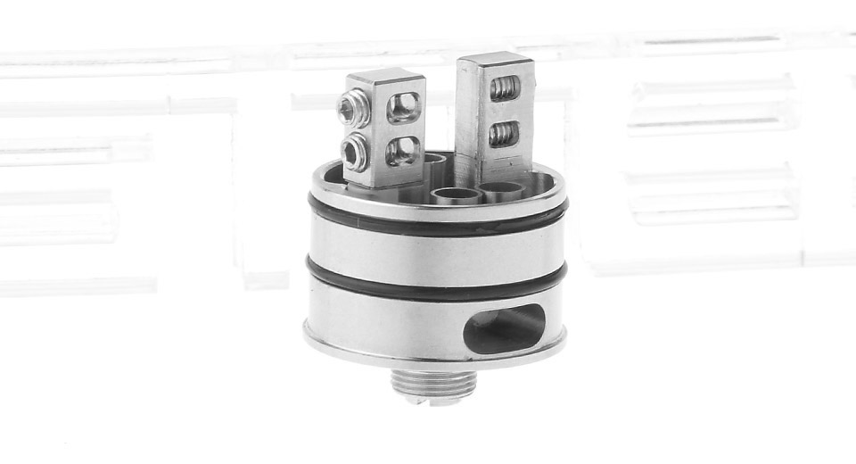 Replacement Stainless Steel Base for Tsunami RDA Atomizer