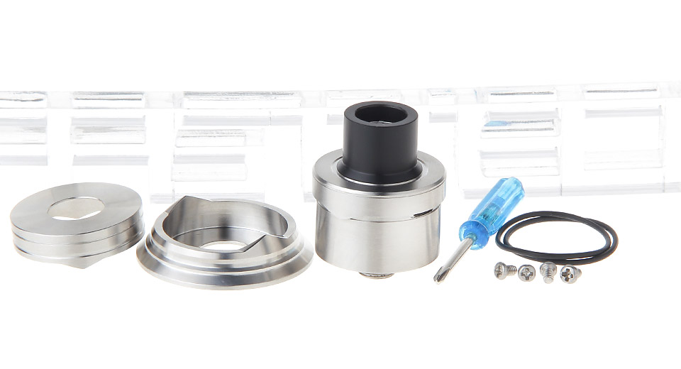 AX1 Styled RDA Rebuildable Dripping Atomizer