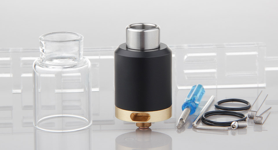 KENNEDY 24 V2 Styled RDA Rebuildable Dripping Atomizer
