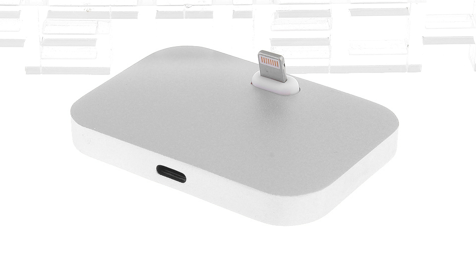 8-pin Charging/Data Sync Dock Station for iPhone / iPad