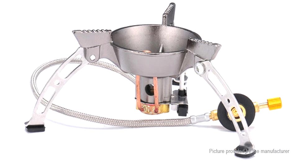 Authentic BRS BRS-11 Portable Outdoor Camping Gas Stove