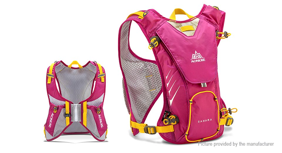 AONIJIE 8L Outdoor Sports Water Resistant Nylon Backpack