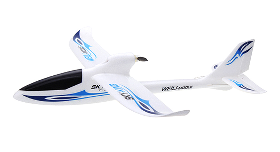 Authentic WLtoys F959 2.4GHz 3CH R/C Airplane