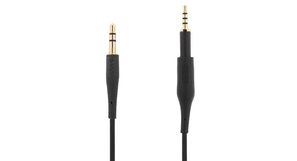 2.5mm to 3.5mm Audio Cable for AKG Q460/K450/K451