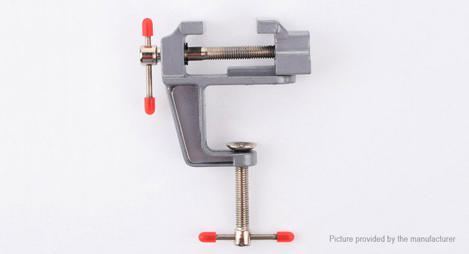 Clamp On Table Bench Vise for R/C Model Making & More