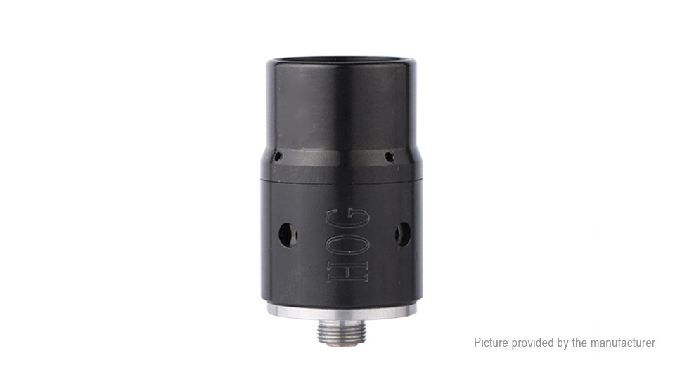 Boss Hog Styled RDA Rebuildable Dripping Atomizer