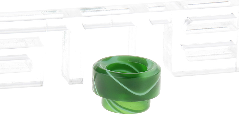 Acrylic Wide Bore Drip Tip for KENNEDY RDA Atomizer