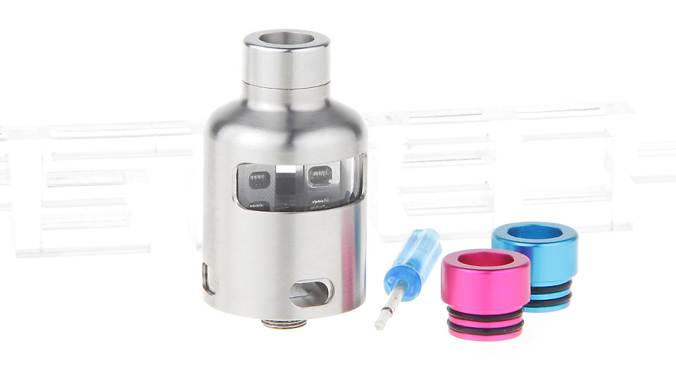 Nalu Styled RDA Rebuildable Dripping Atomizer