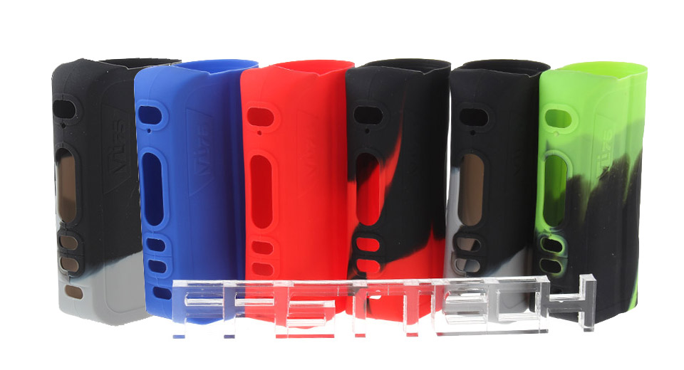 Authentic HCigar Protective Silicone Sleeve Case for VT75 75W Mod (6 Pieces)
