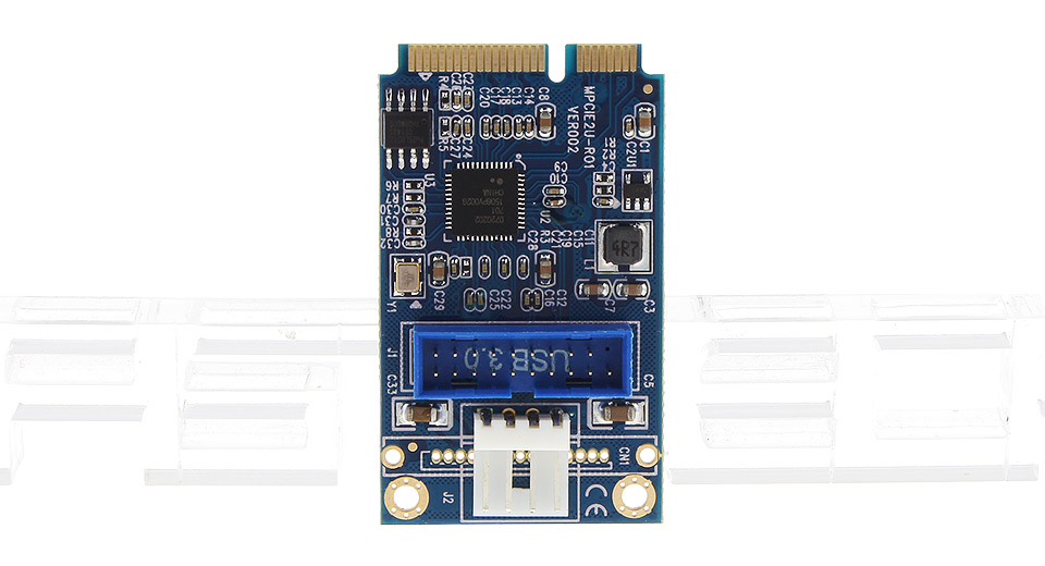 Mini PCIe to USB 3.0 19-pin Extension Adapter Converter Card