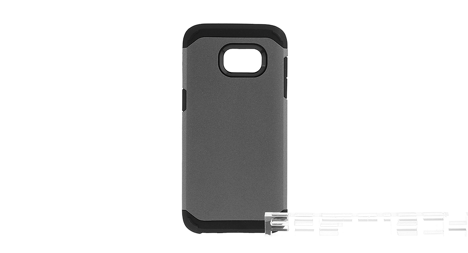 PC + TPU Protective Back Case Cover for Samsung Galaxy S7 Edge