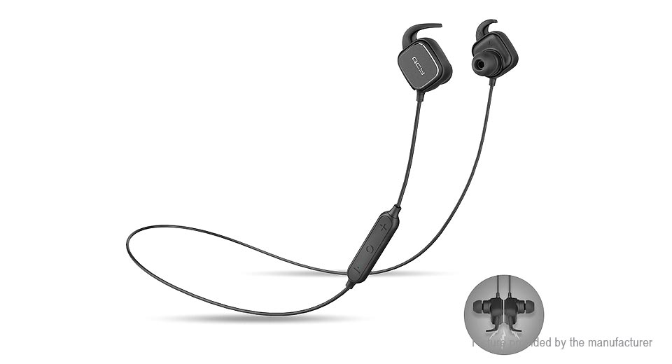 Authentic QCY QY12 Sports Stereo Bluetooth V4.1 Headset
