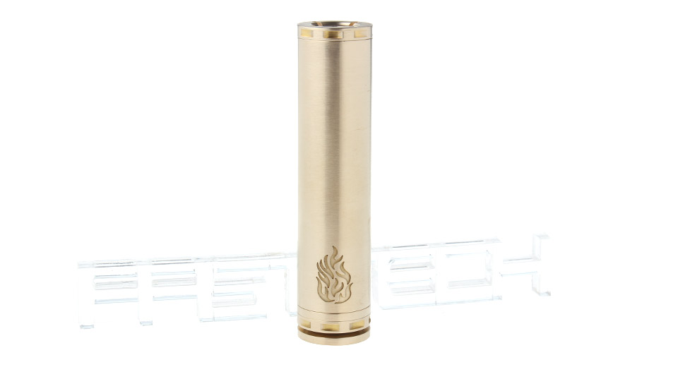 Fire of Life Styled 18650 Mechanical Mod