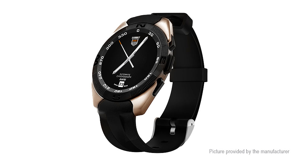 DTNO.I G5 1.2 IPS Touch Screen Smart Watch