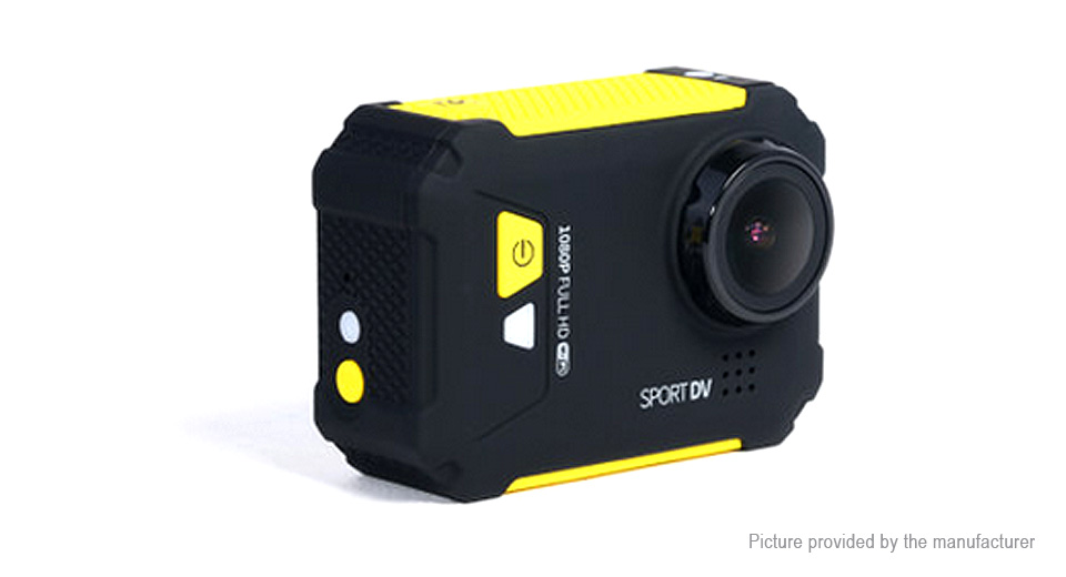 REMAX SD01 1080p Full HD Wifi Sports Action Camera