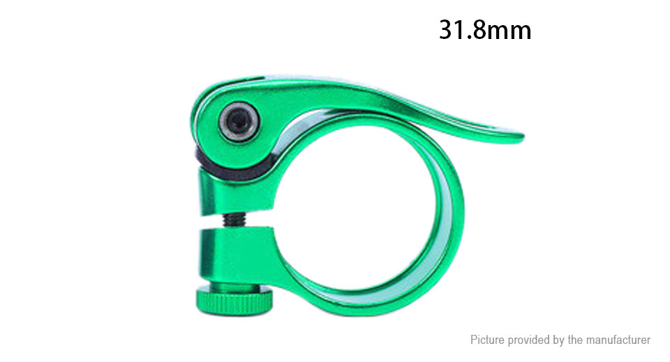 Risk Fast Release 31.8mm Mountain Bicycle Seat Post Clamp