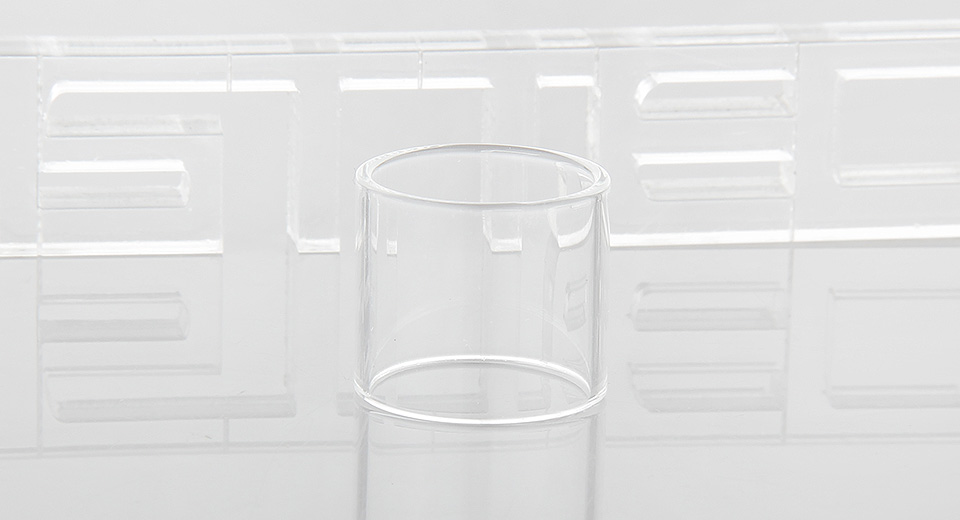 $1.15 Authentic Clrane Replacement Glass Tank for Smoktech