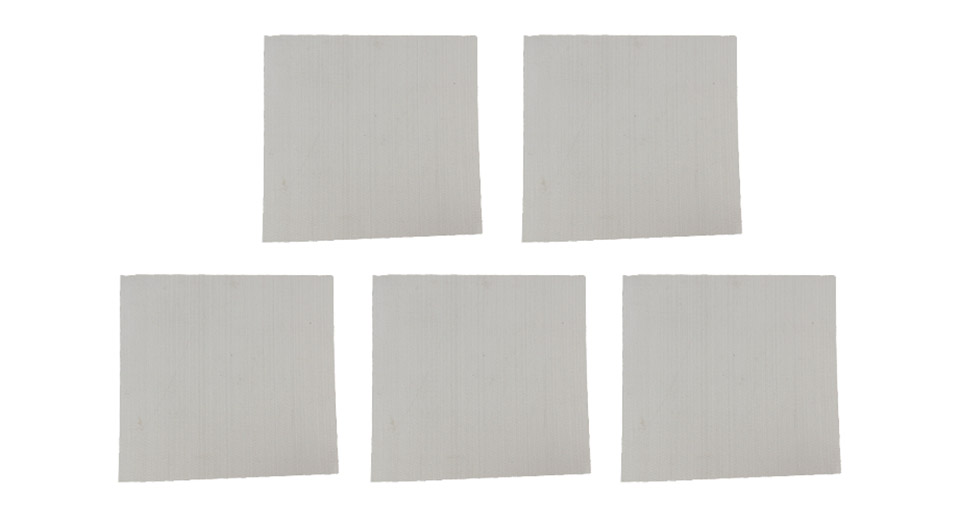 Authentic Clrane 316L Stainless Steel Mesh for E-Cigarette (5-Pack)