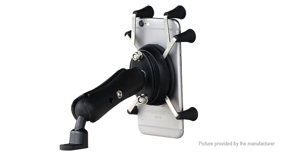 Motorcycle / Electric Bike / Bicycle Handlebar Mount Cell Phone Holder