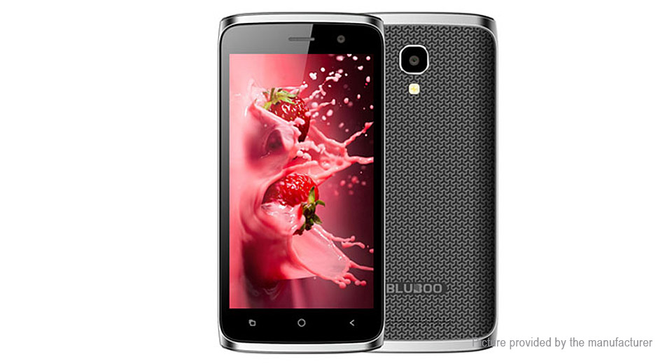 BLUBOO Mini 4.5 IPS Quad-Core Marshmallow 3G Smartphone (8GB/EU)
