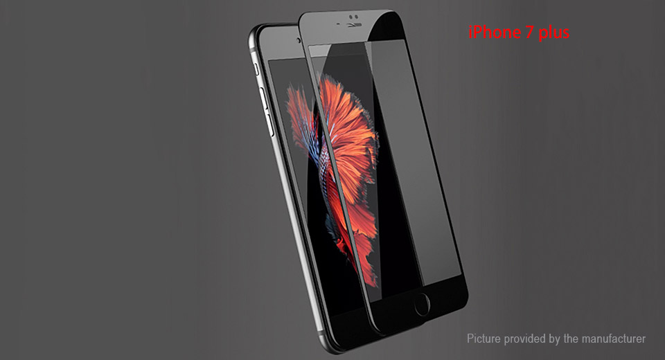 USAMS 3D Tempered Glass Screen Protector for iPhone 7 Plus
