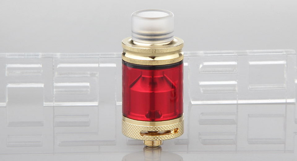PTi Styled RTA Rebuildable Tank Atomizer