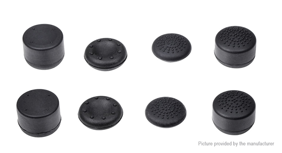 Silicone Joystick Cap for PS4/PS3/PS2/Xbox One/Xbox 360 Game Controller (8 Pieces)