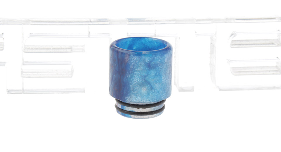 Resin Wide Bore Drip Tip