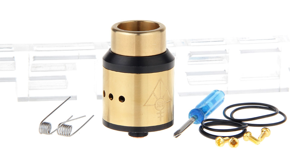 GOON Styled RDA Rebuildable Dripping Atomizer