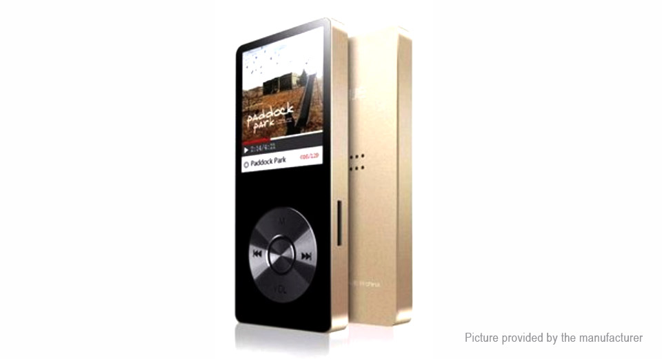BENJIE K9 1.8 OLED Screen MP3 Lossless Music Player (8GB)