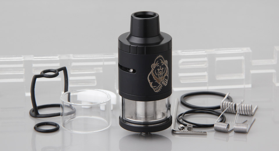 Authentic EHPRO Big Bear RDTA Rebuildable Dripping Tank Atomizer